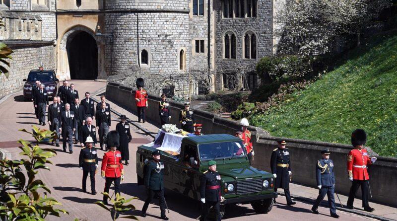 Jill's tribute to HRH The Duke of Edinburgh