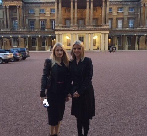 Glenys's Niece Rebecca shares her account of meeting the Duke of Edinburgh